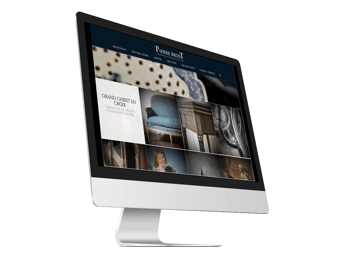 ecommerce galerie sur mesure payment en ligne prestashop php