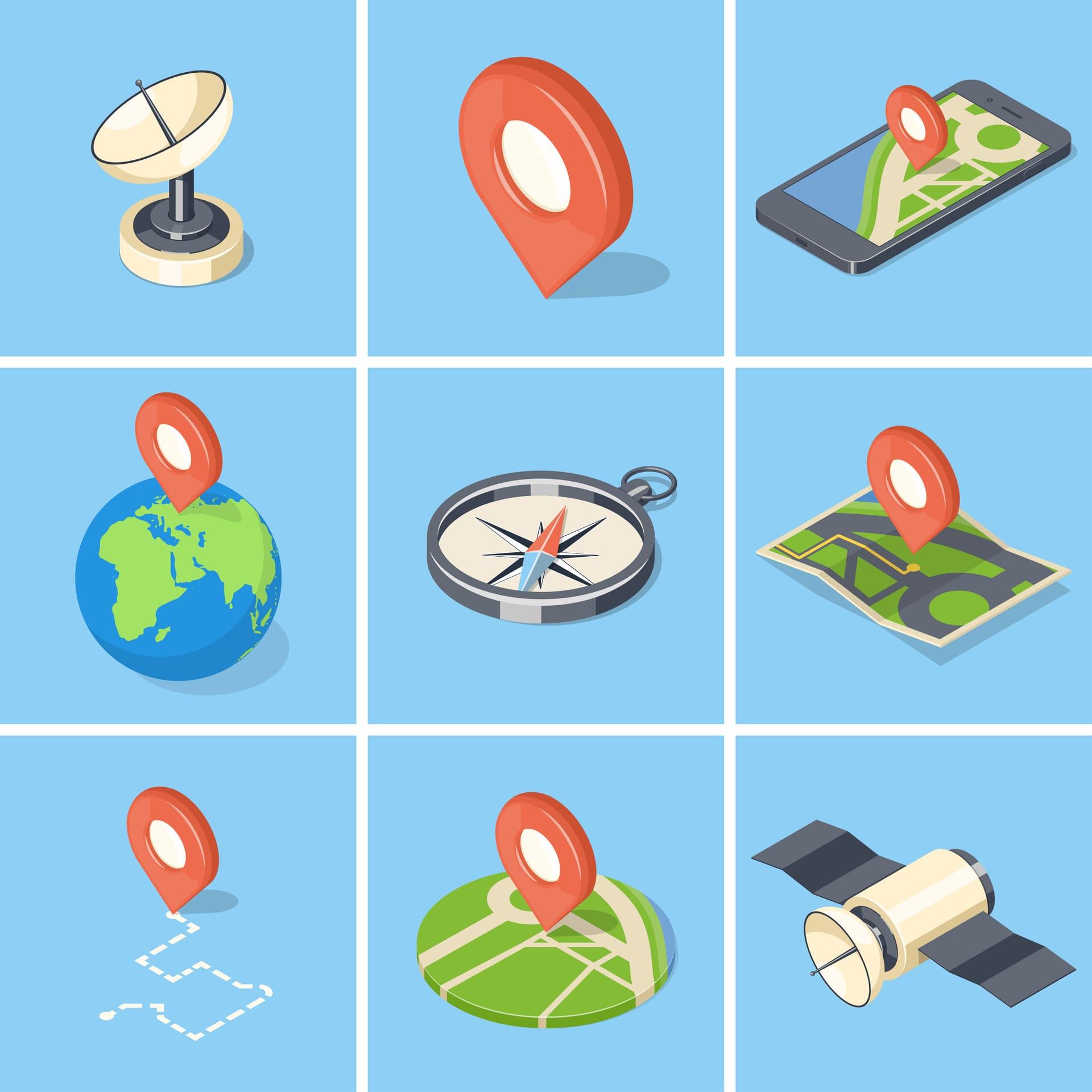 Geolocalisation carte develoeppement mobile